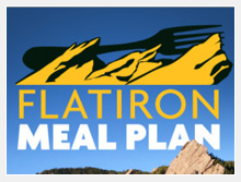 Flatiron Meal Plan